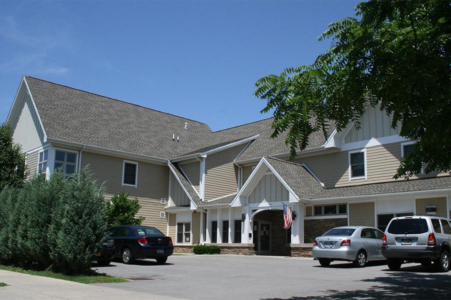 Cazenovia Recovery Systems - Cazenovia Manor in Buffalo