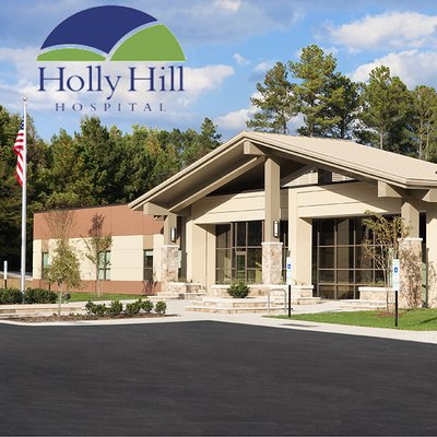 Holly Hill Hospital in Raleigh